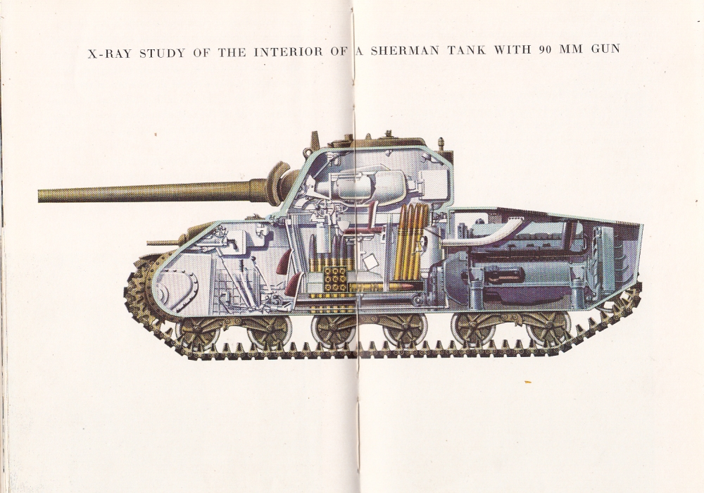 Another Post On The Sherman Tank | The Arts Mechanical