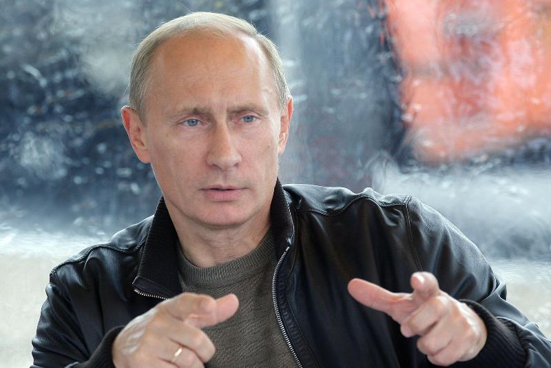 Portrait of Vladimir Putin, Source kremlin.ru, Author Russian Presidential Press and Information Office