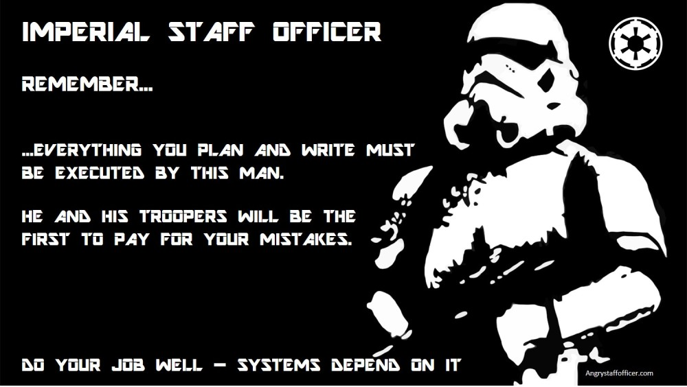 Imperial Staff Officer