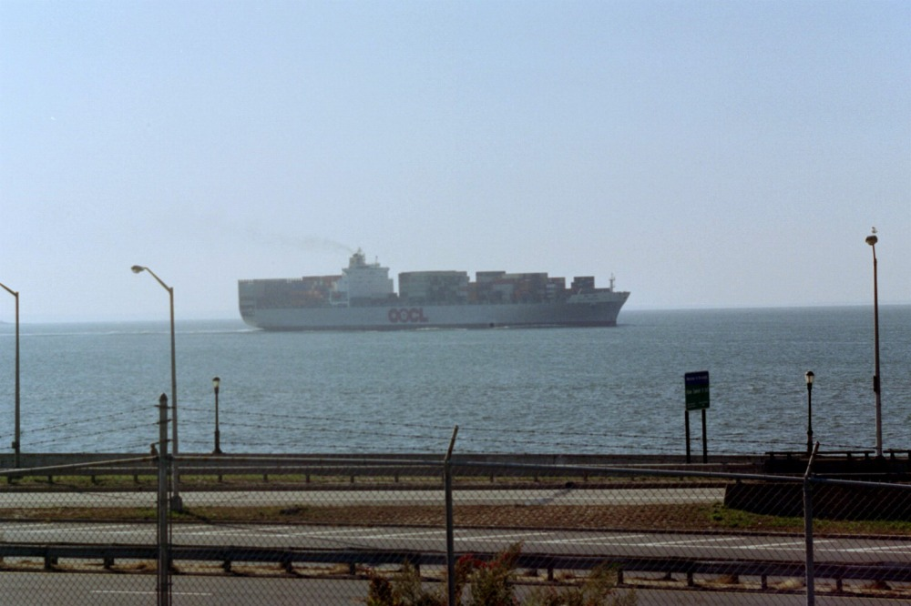 OOCL CONTAINER SHIP 2