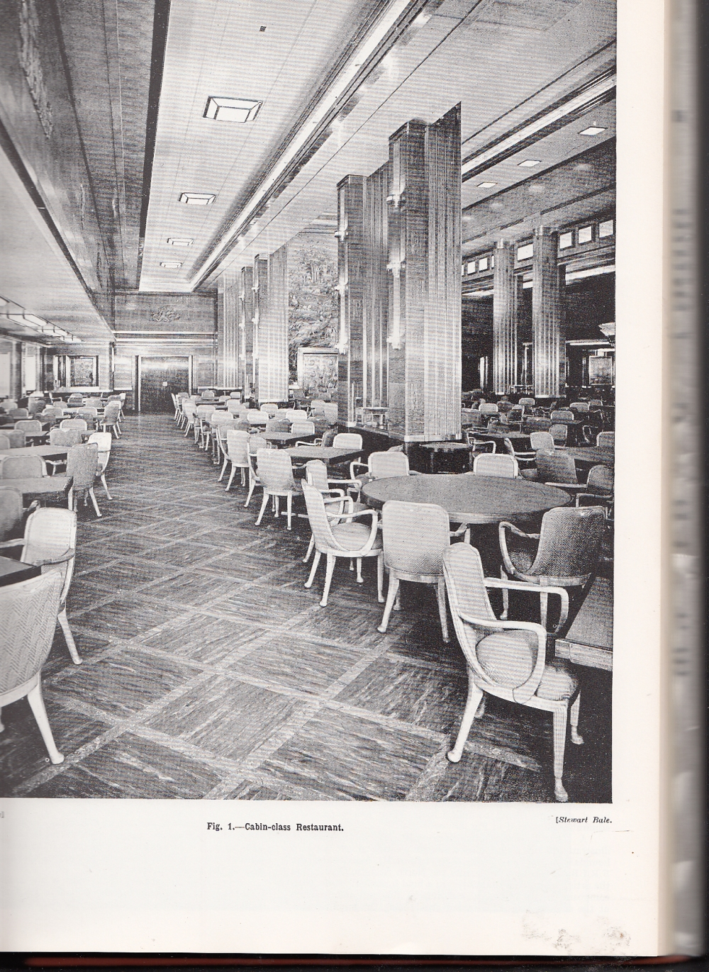 The rms queen mary the arts mechanical partial deck plans baanklon Gallery
